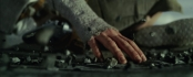 Rey's hand, an image from the new Star Wars episode 8 teaser.