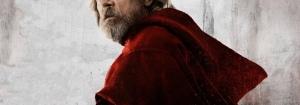 New Last Jedi poster of Luke Skywalker